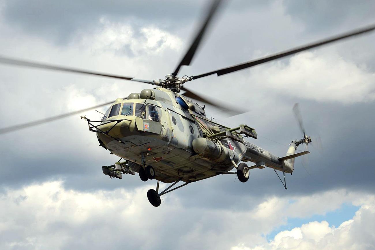 Mi-171Sh-VN. Fuente: Helicópteres rusos