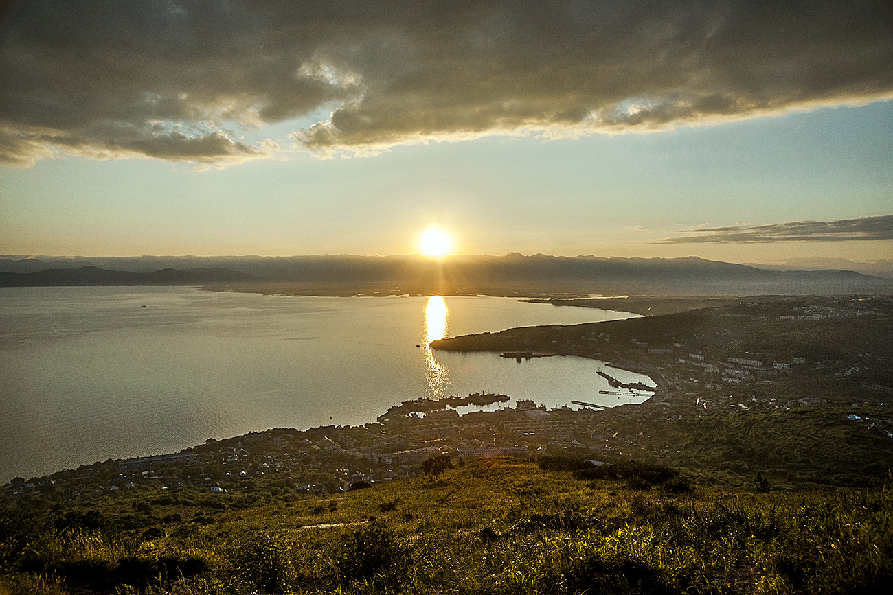 Petropavlovsk-Kamchatsky. Sumber: Konstantin Kokoshkin/Global Look Press