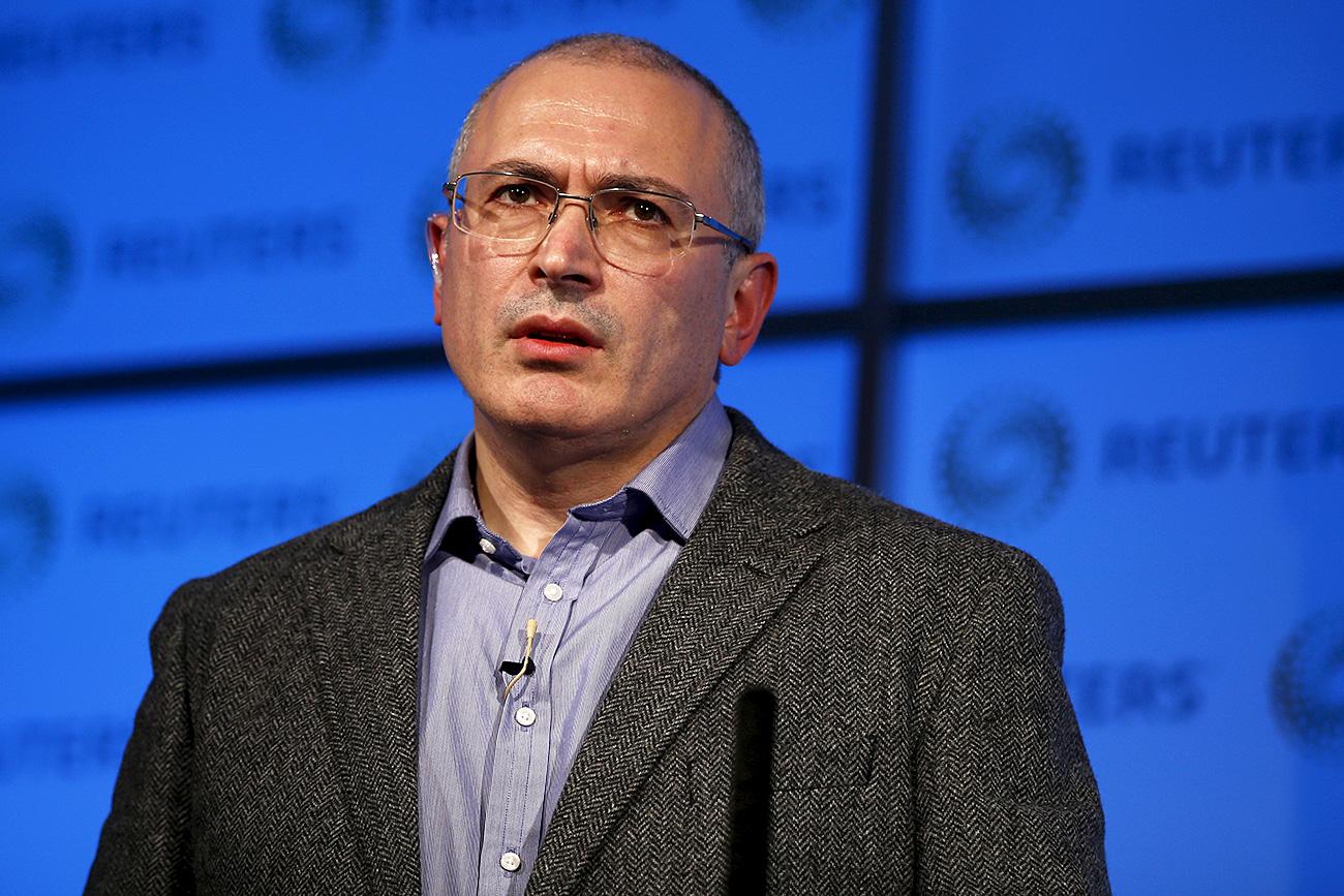 Михаил Ходорковски. Извор: Reuters