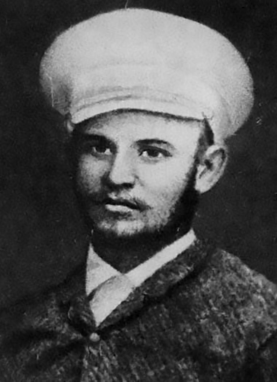 Млади Азеф. Извор: Архив