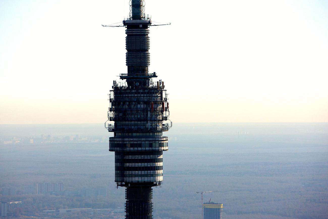 Телевизијски торањ Останкино. Извор: Сергеј Фомин, Global Look Press