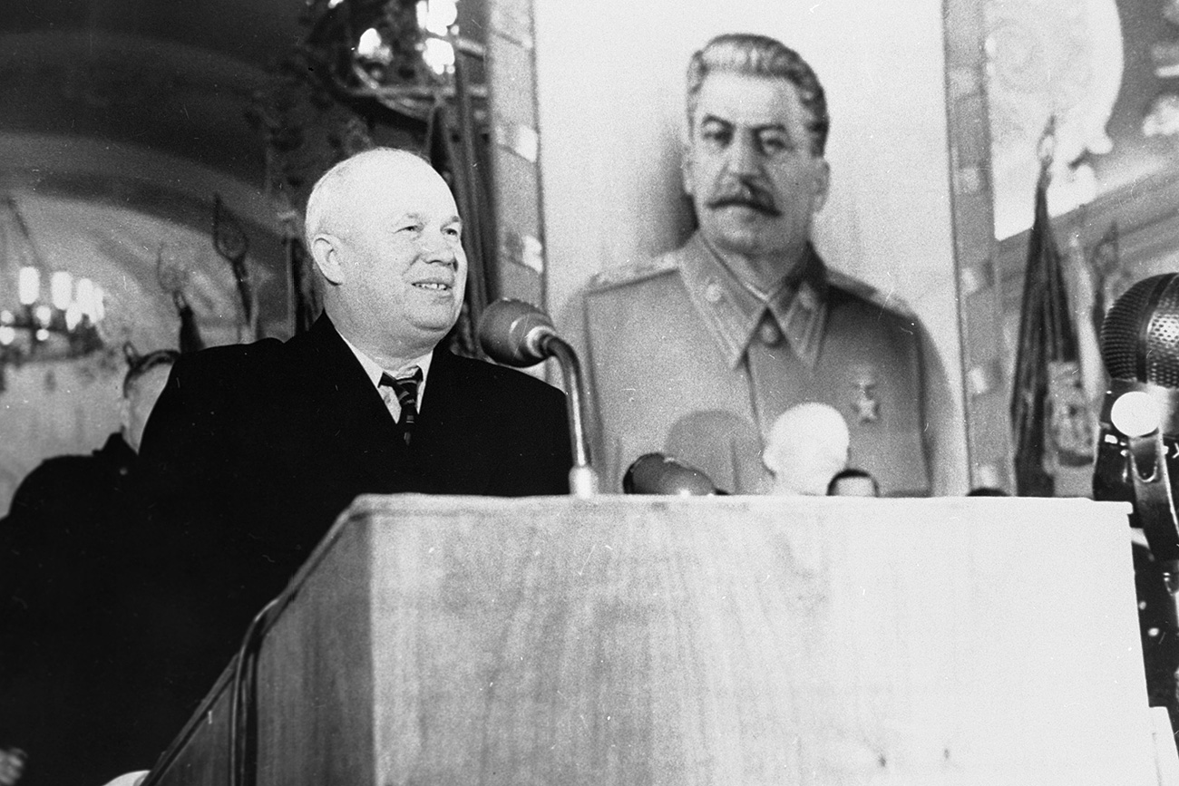Nikita Khrushchev. Sumber: RIA Novosti