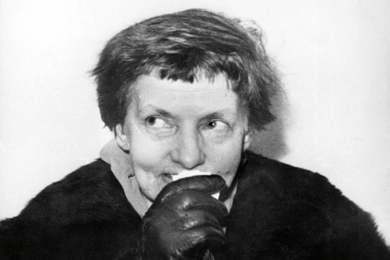 Ана Андерсон, 1955, Немачка. Извор: AFP