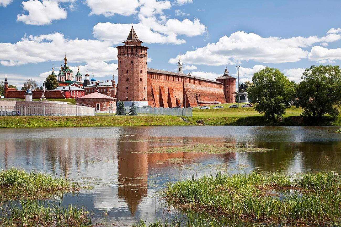 Кремљ у Коломни. Извор: Legion Media
