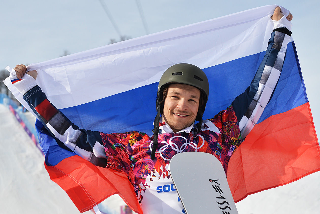 Вик Вајлд. Извор: Михаил Мокрушин/РИА Новости