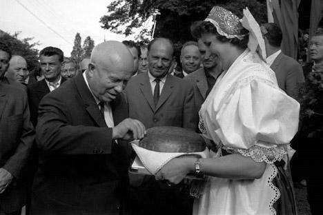 The Kremlin diet: From Lenin to Gorbachev