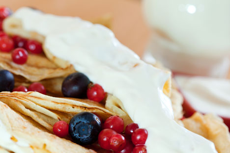 Sour Cream – Russia's national condiment