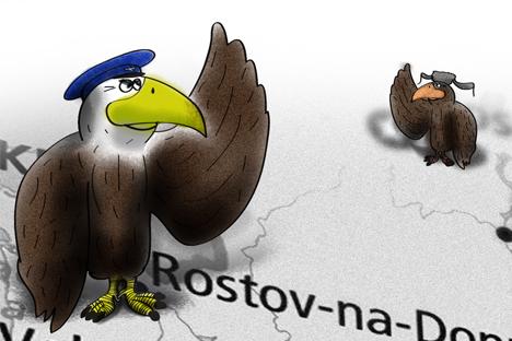 Makna Nama Kota-kota Rusia, Lingustik yang Politis