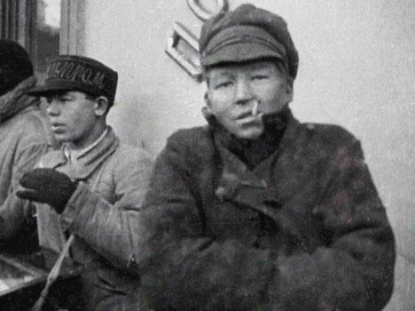 Pemuda jalanan. Foto: RIA Novosti