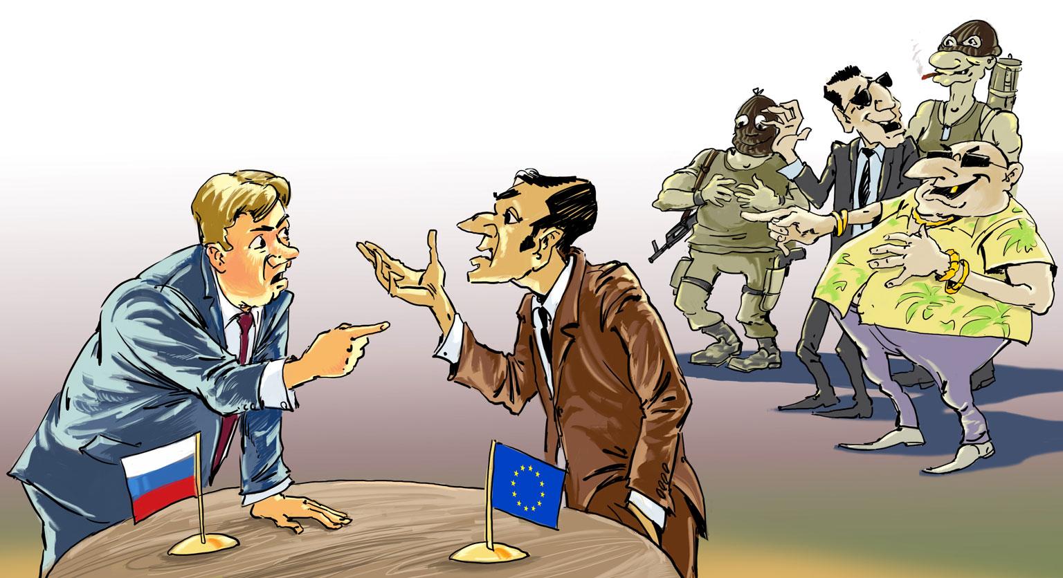 Rusia dan Barat, Dunia Memasuki Zaman Multipolaritas Praktis