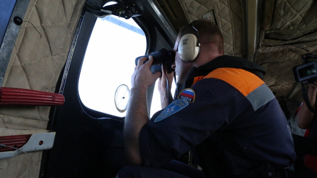 Rusia Telah Jelajahi Area Pencarian AirAsia Seluas 300 Kilometer Persegi