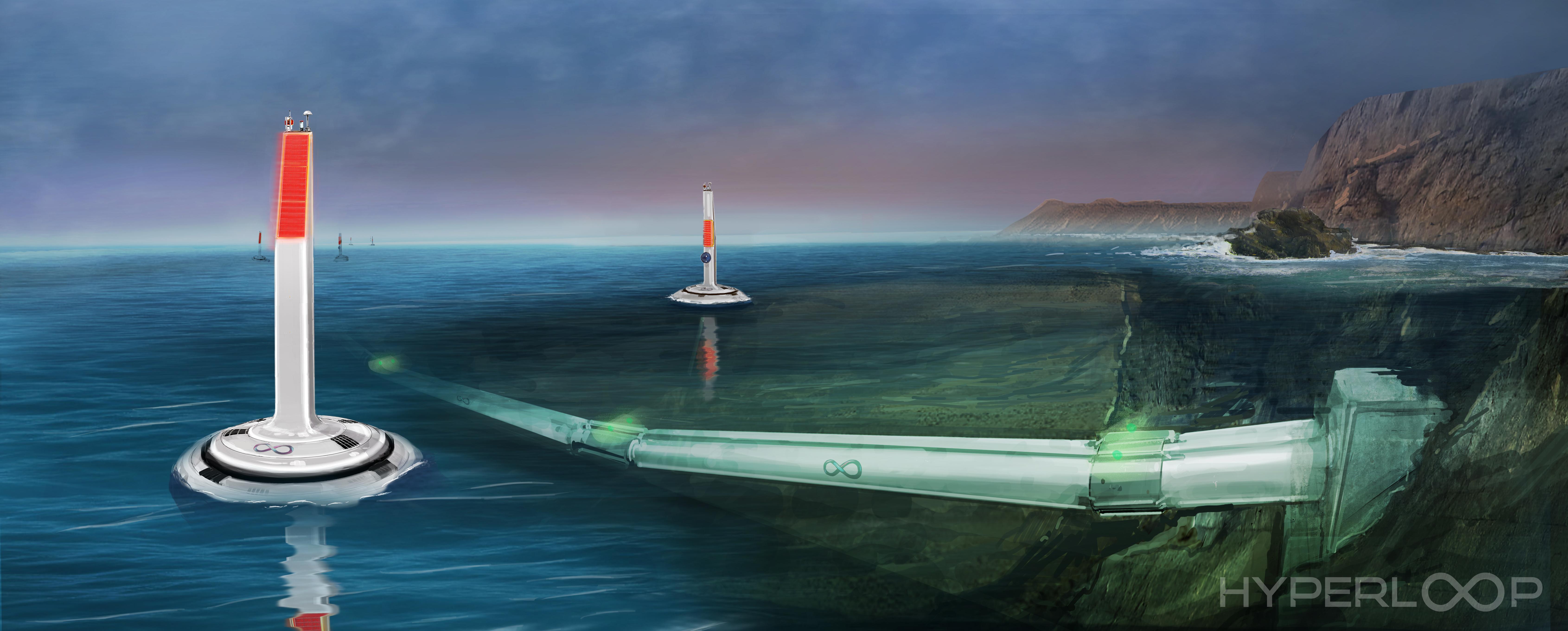 Hyperloop One\n