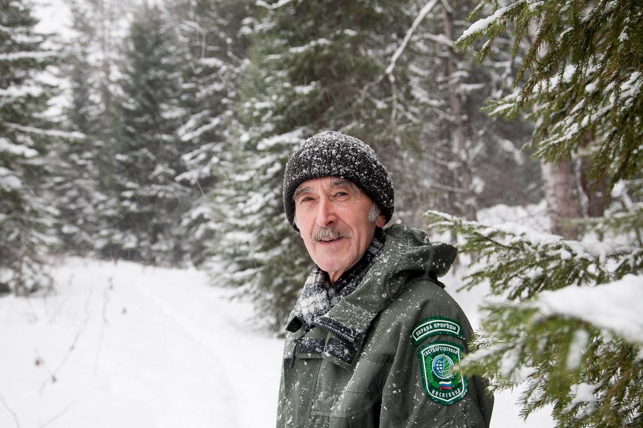 Nacionalni park Stolbi - dom šumskog čovjeka