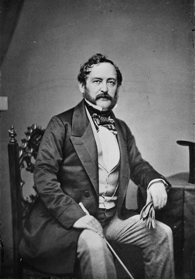 Eduard Stoeckl. Izvor: Biblioteka Kongresa