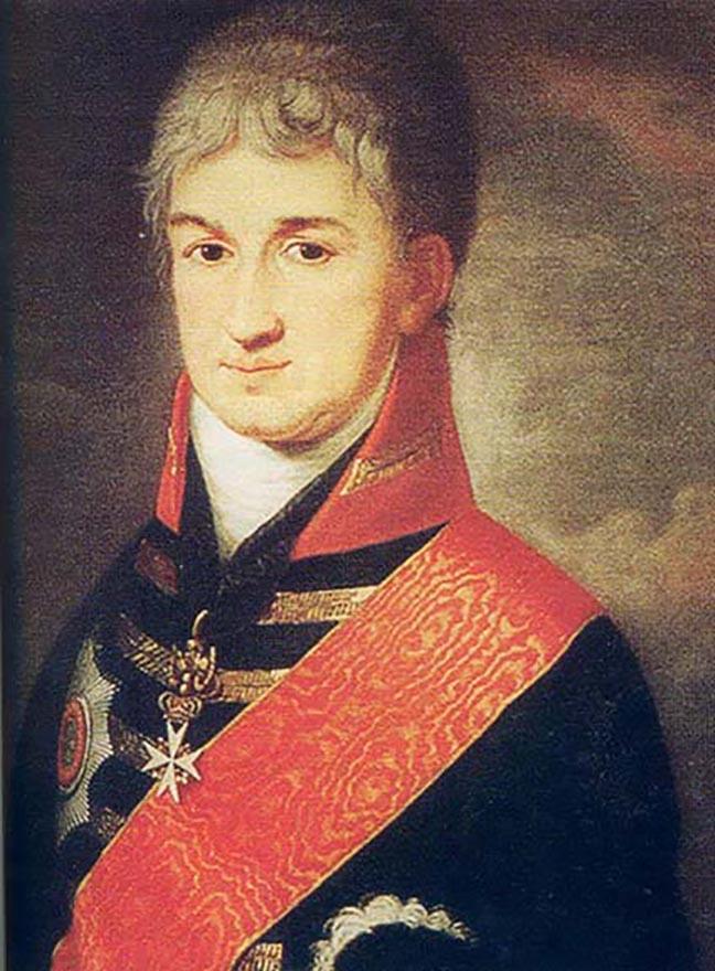 Nikolaj Rezanov. Izvor: wikipedia.org (CC0)