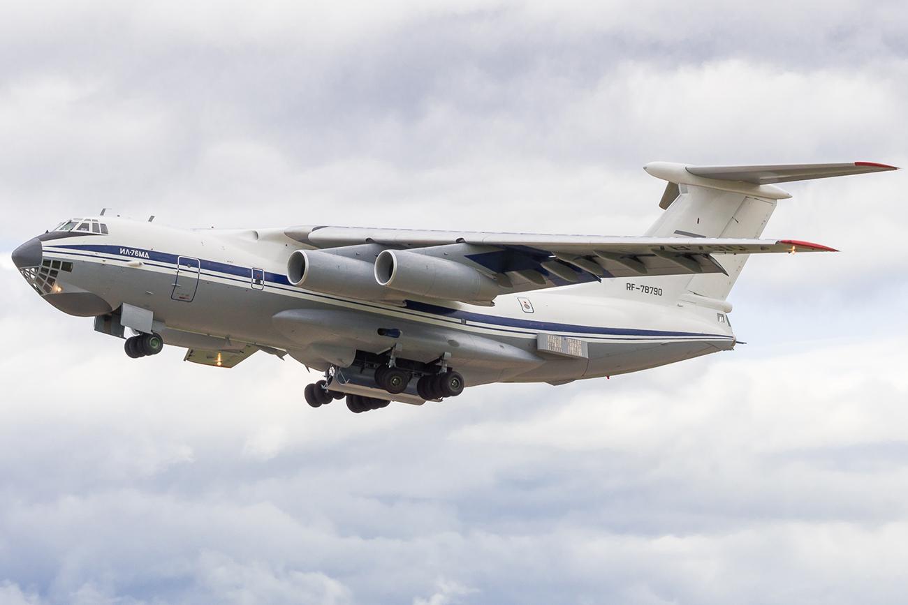 IL-76-MD. Izvor: Papas Dos/wikipedia.org