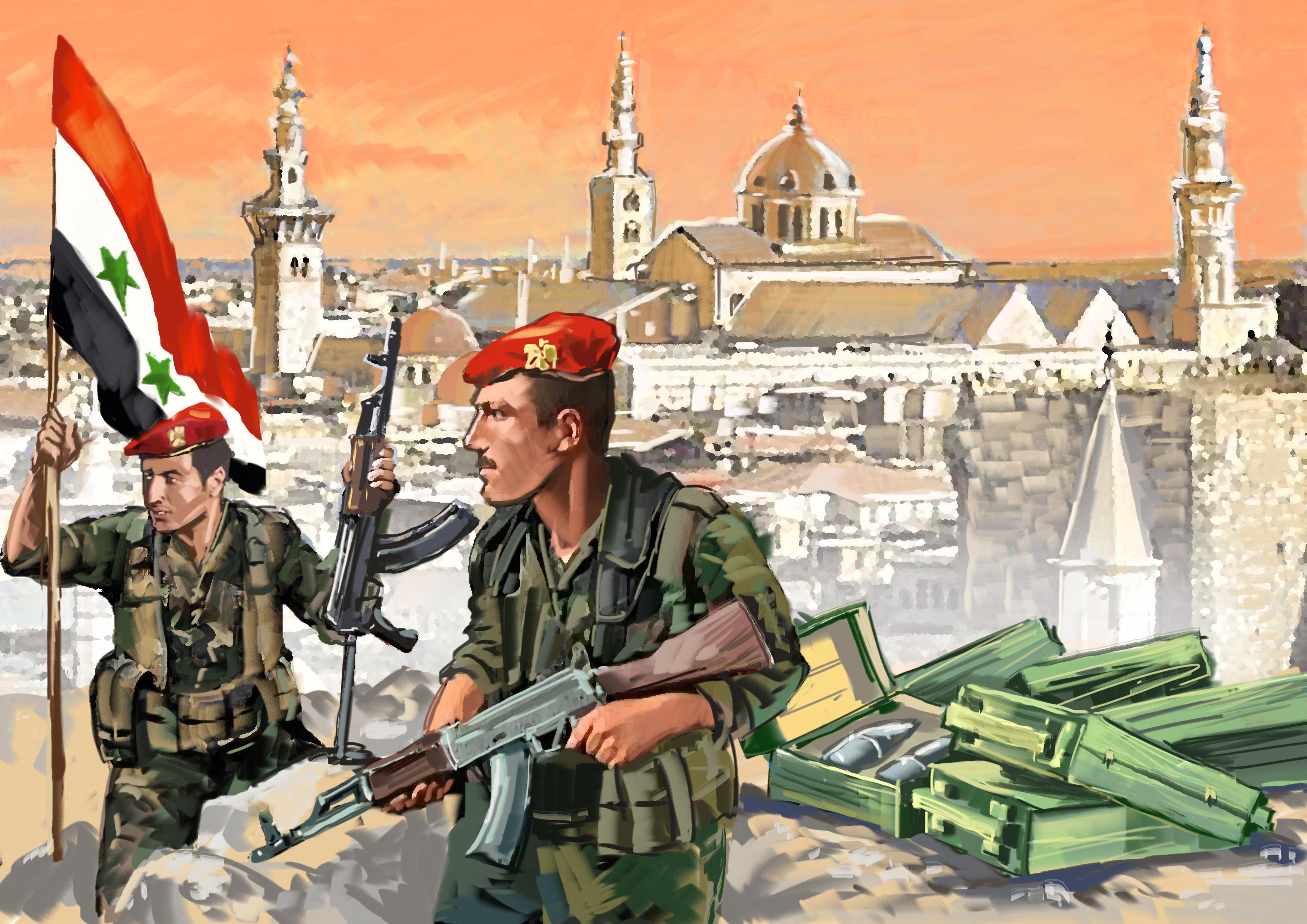 Ходът на събитията показа, че Москва е разбрала сирийската специфика правилно.