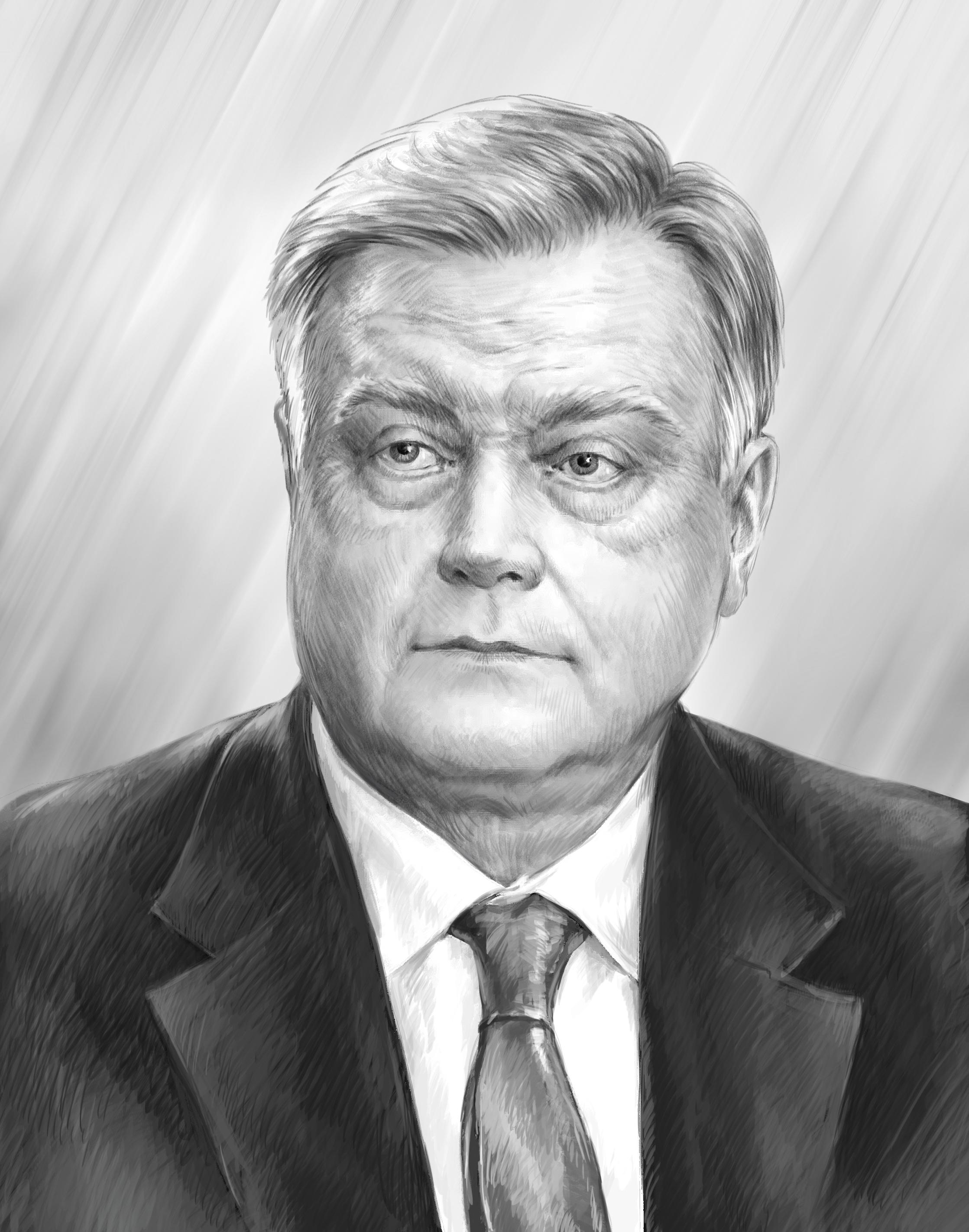 Президент на ОАО РЖД Владимир Якунин