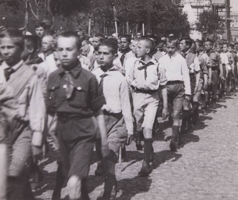 Sovjetski pionirji, 20. stoletje