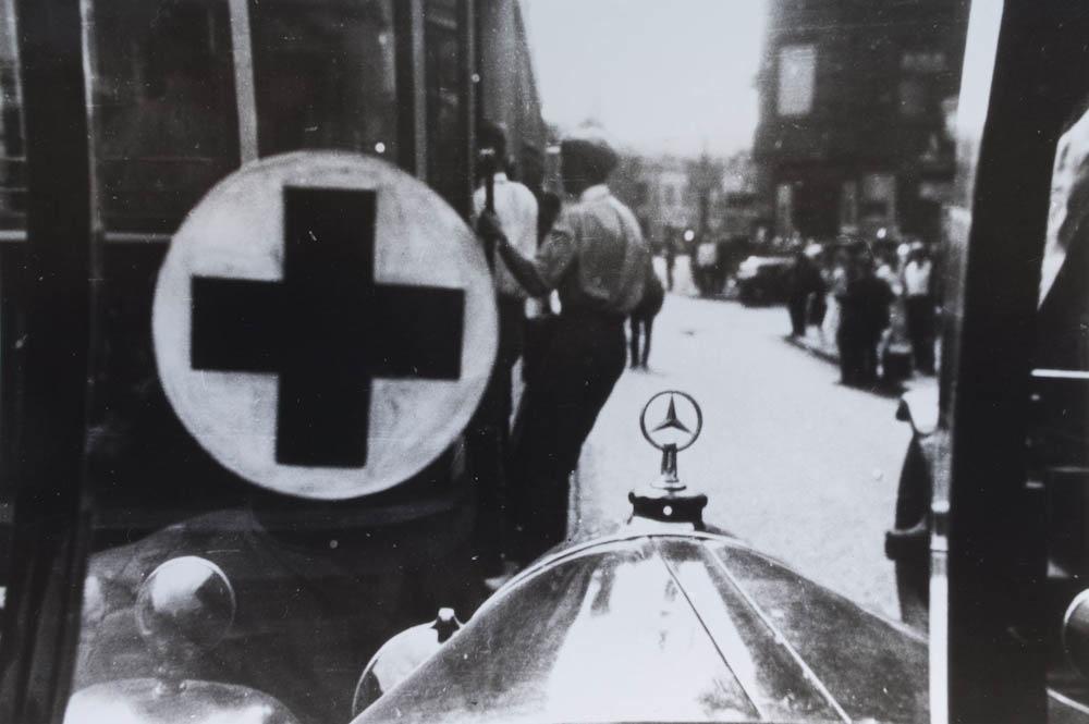 Rešilec v Rusiji, 1929