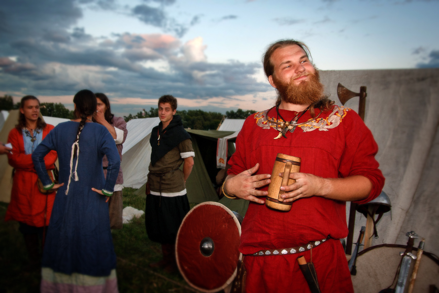 "Moscow's national park, Kolomenskoye, is the venue for the ""Times and Eras: Ancient Rus through Your Own Eyes"" festival that runs from September 2-4."