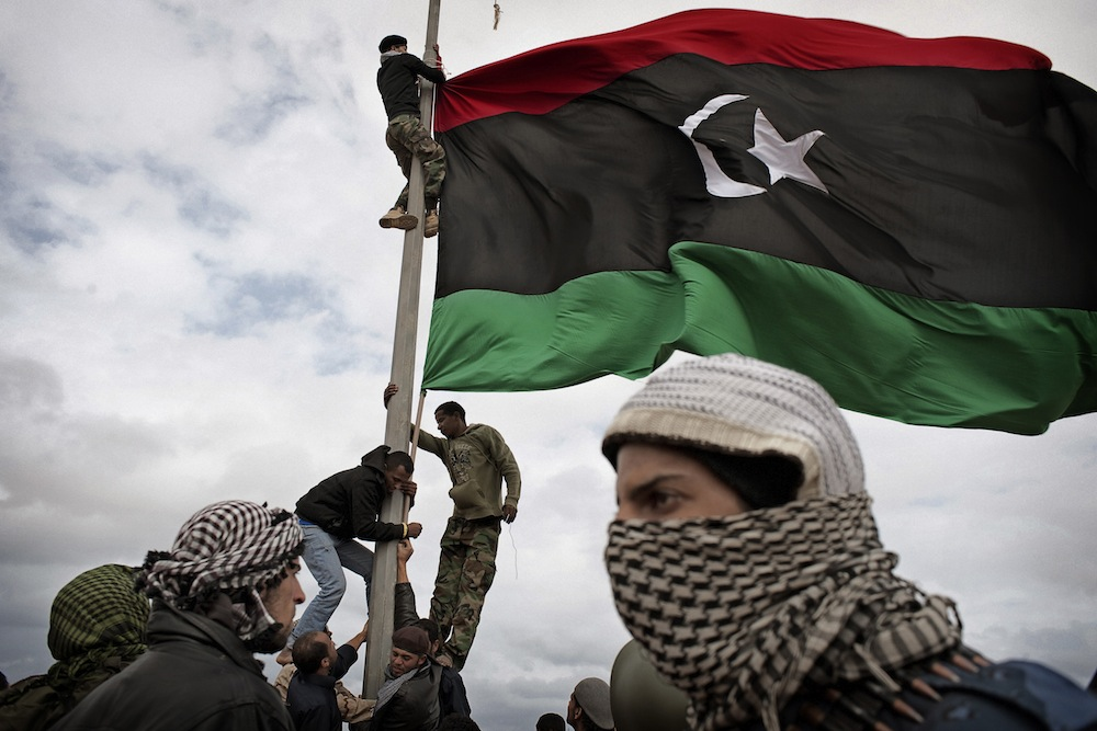 The situation in Libya is still unstable.