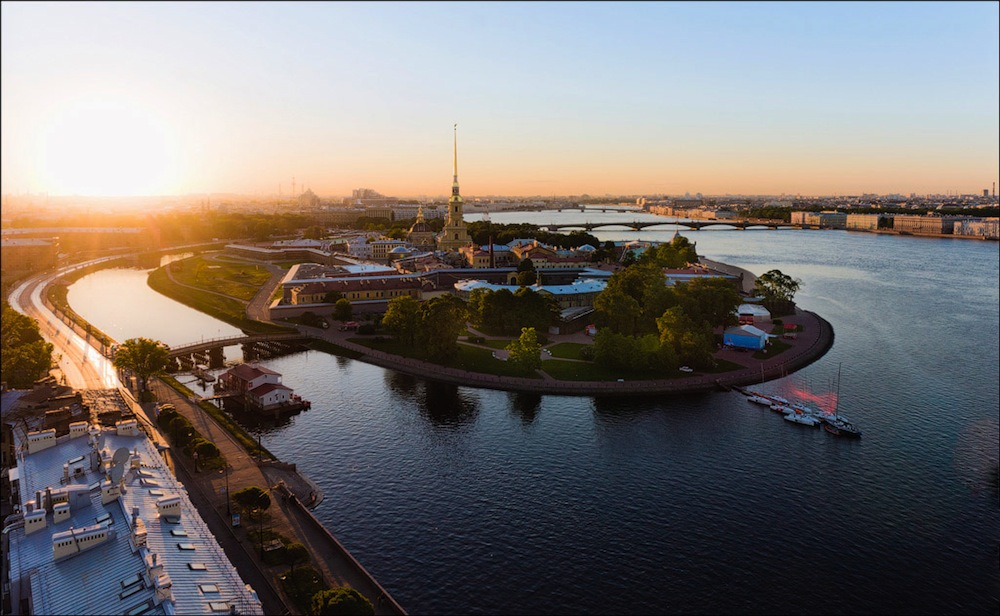 The Peter and Paul Fortress