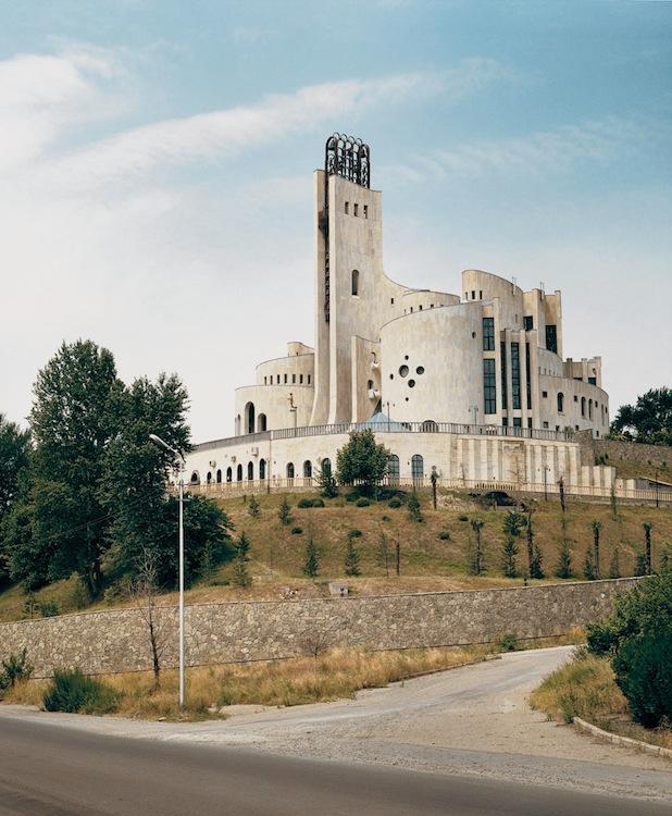 Palace of Ceremonies (R. Dzhorbenadze, V. Orbeladze) Tbilisi, Georgia, 1985