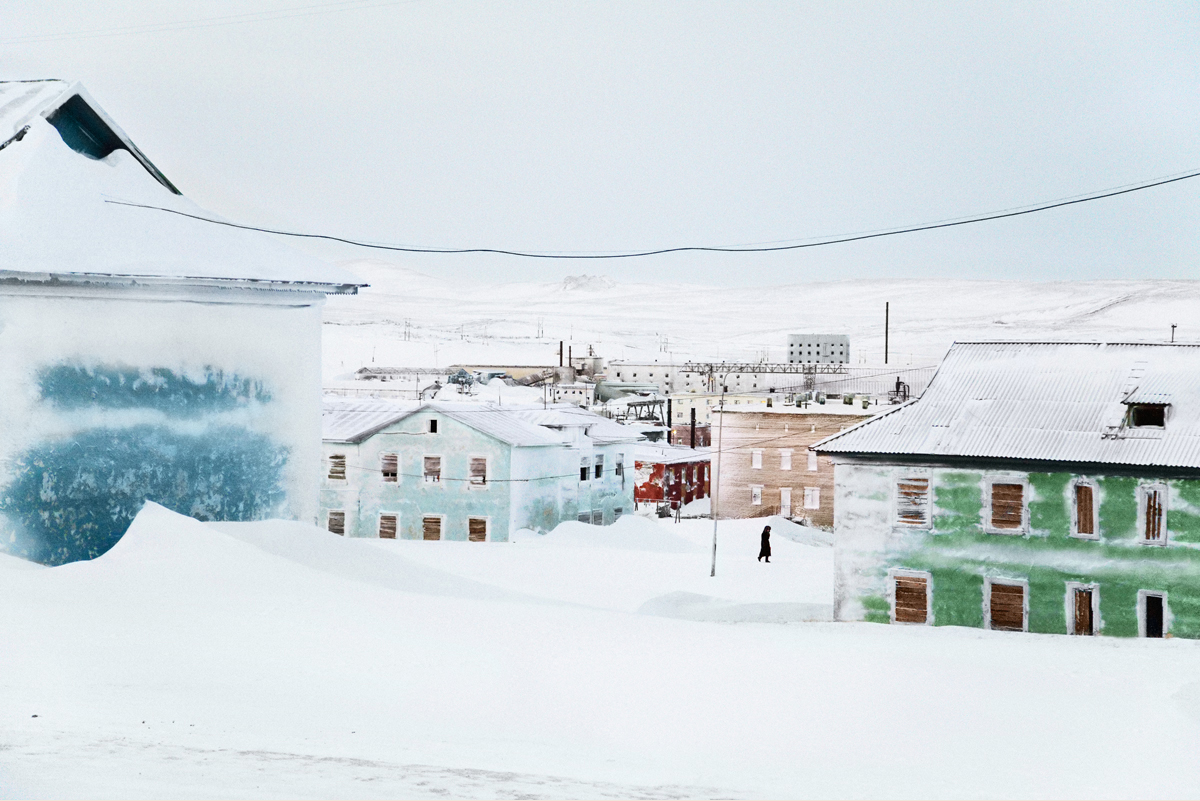 The now-small village of Tiksi holds many cherished memories for photographer Evgenia Arbugaeva, who recently returned to her hometown in Russia.