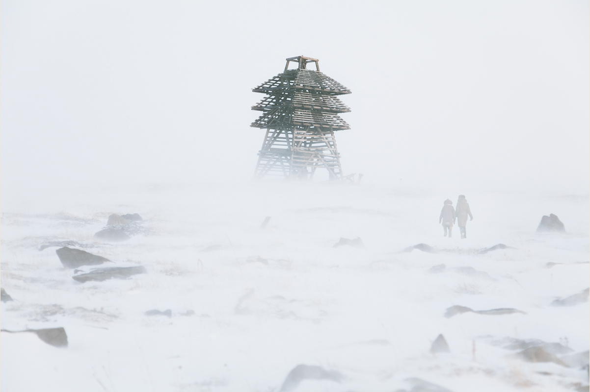 In the days of the Soviet Union, Tiksi was an important military and scientific base.