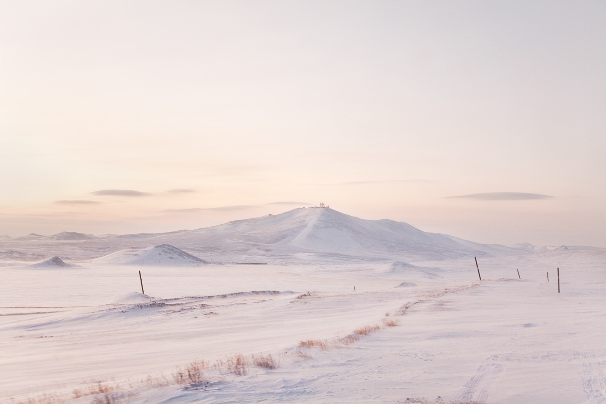As introduction implies although the town is very far north and surrounded by vast expanses of tundra, there was an abundance of beauty.
