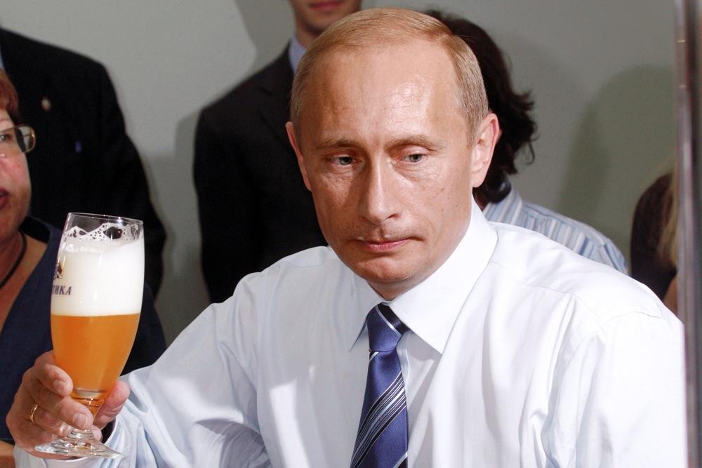 Prime Minister Vladimir Putin.