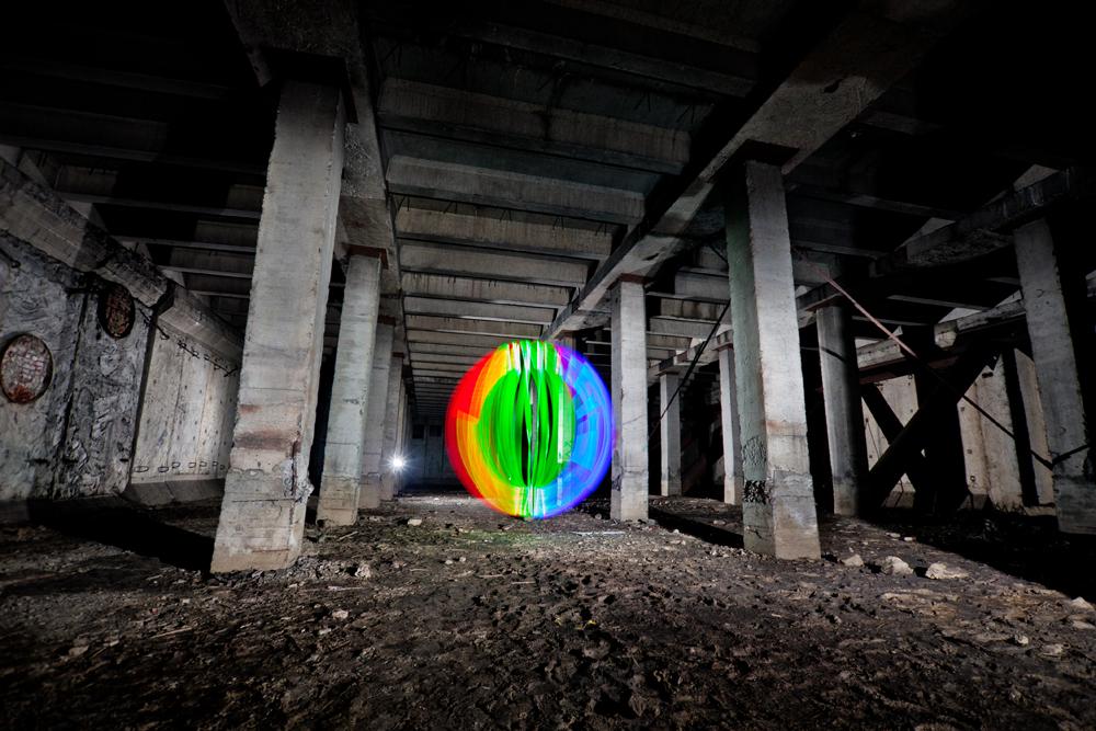 A maioria das instalações subterrâneas permanecem secretas até hoje e, logo, inacessíveis.