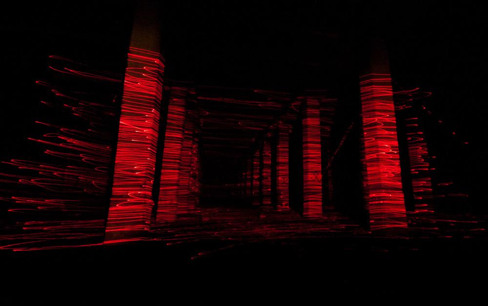 Os abrigos subterrâneos ainda são assombrados pelos fantasmas da ameaça nuclear e da Guerra Fria.