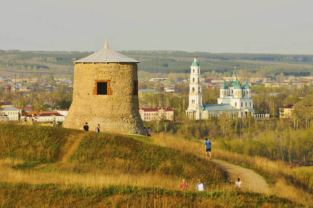 A rather small town of Yelabuga located 215 km to the east of Tatarstan's capital has a surprisingly rich history, which began over a thousand years ago.