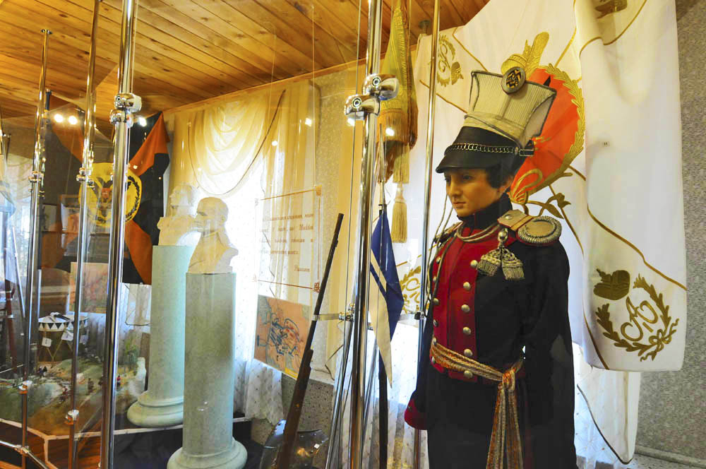 """We offer 10 topical routes for Yelabuga guests. Each museum has its own interactive program. For instance, Nadezhda Durova Estate Museum offers the program 'A Russian soldier has intelligence and strength', under which adults are divided into teams, compete against each other, wrap foot clothing, make fires and try soldier's porridge."