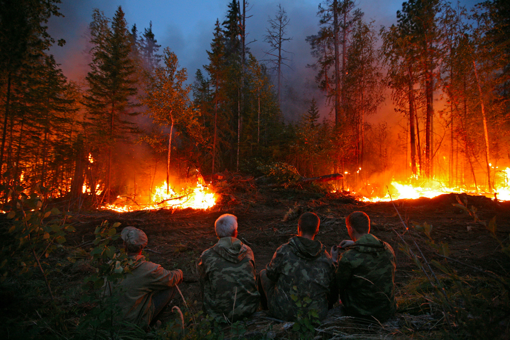 The summer of 2010 was intensified by large-scale wildfires that raged in 22 Russian western regions, killing 60 people and burning down some 2,500 households.