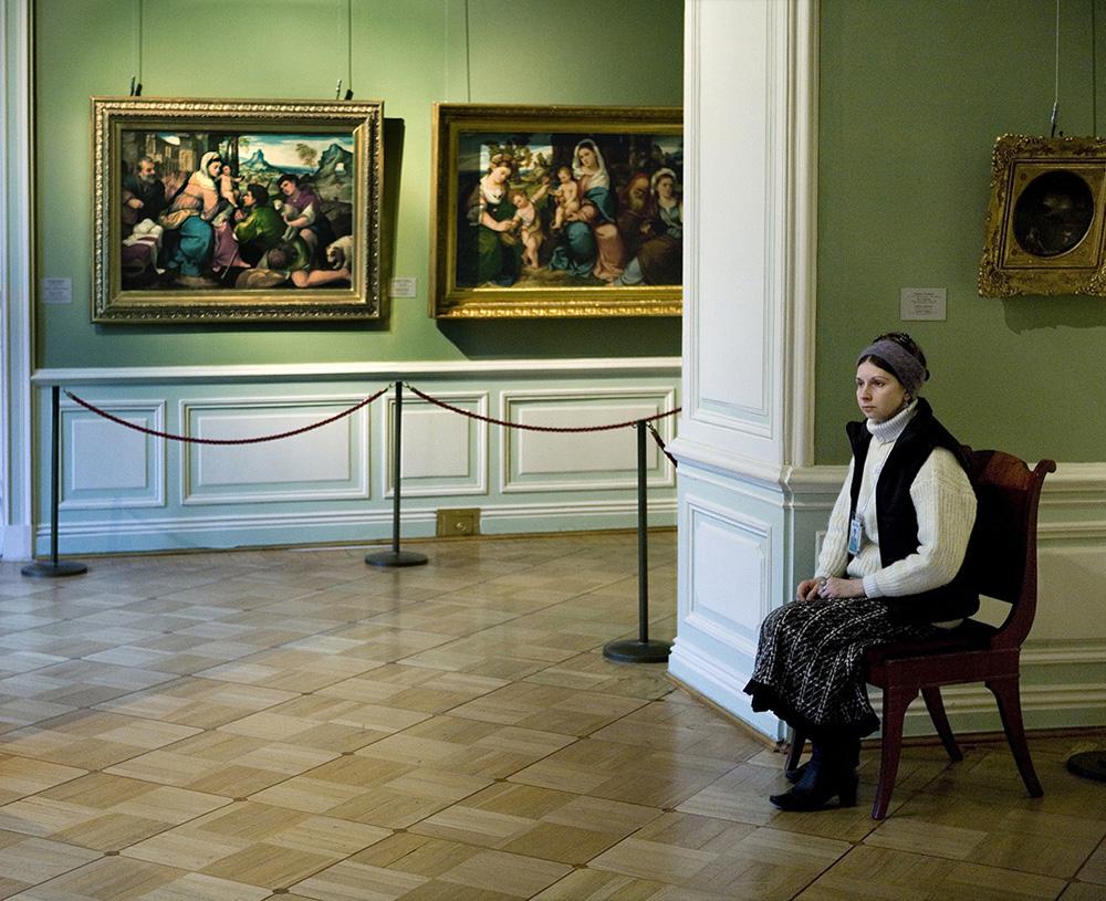"""""""Adorazione dei Magi"""", Paolo Veronese, Museo dell'Hermitage"""