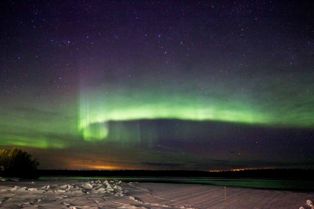 The best time to visit the Nenets Autonomous District (with the capital Naryan-Mar) to see the northern lights and to listen to the authentic myths and legends of the vanished city Pustozersk is in the early fall.