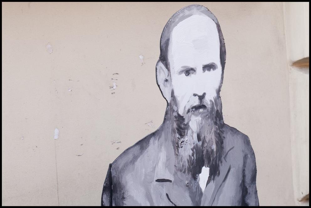 Dostoyevski toma las calles de San Petersburgo