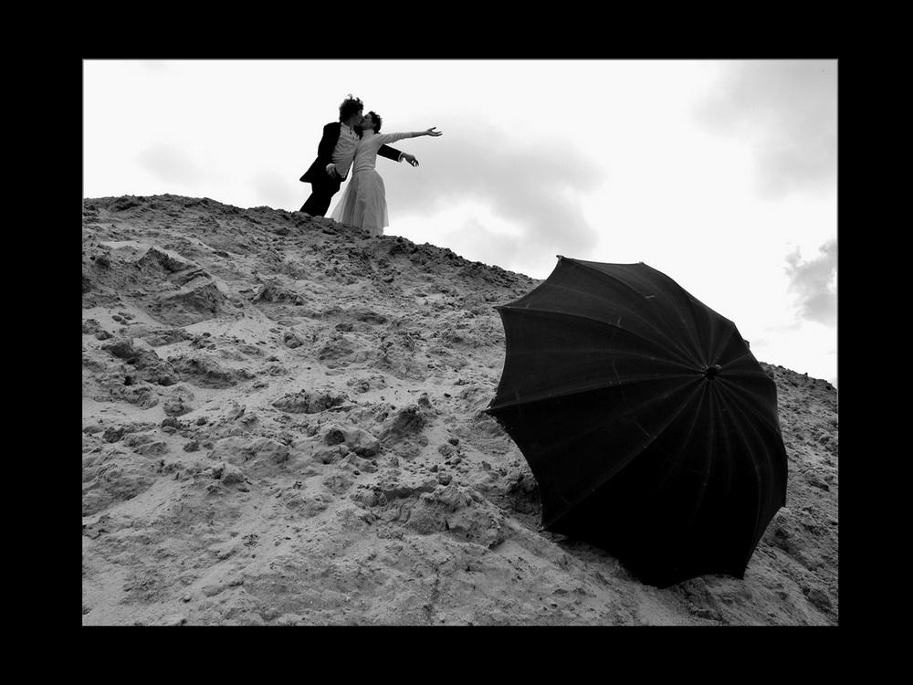 La coppia si occupa di balli concettuali