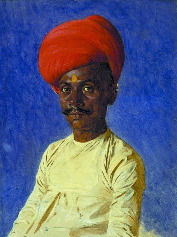 Comerciante, Mumbai 1874-1876.