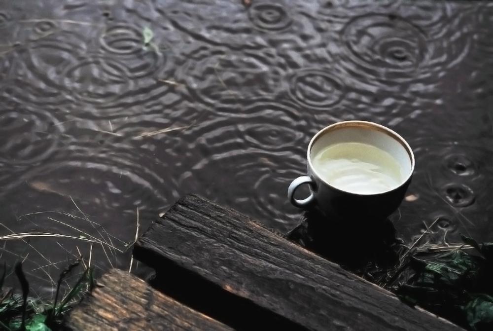 L'isolement du village, abandonné par les jeunes, se fait particulièrement ressentir quand il se met à pleuvoir.
