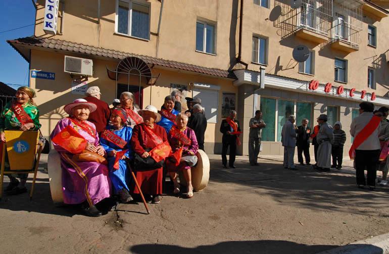 En septembre 2012, Kyzyl a célébré le 98e anniversaire de sa fondation en tant que ville.