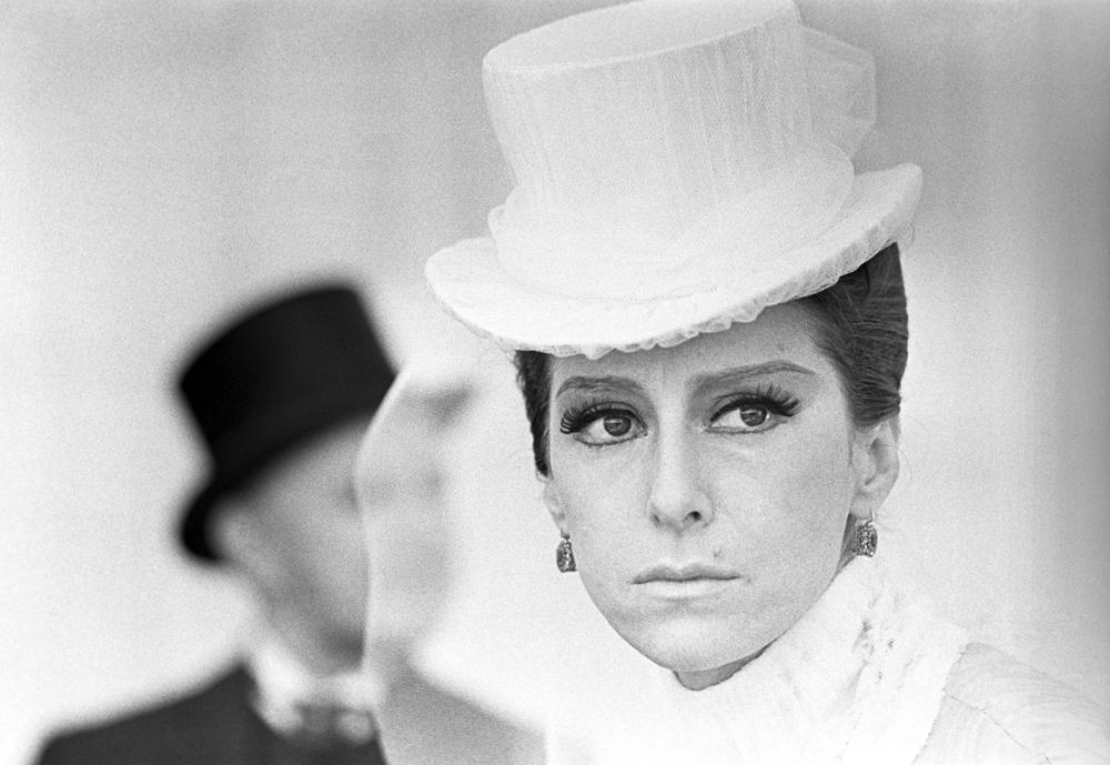 Escena de la película 'Ana Karenina', 1966.