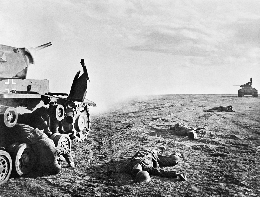 The Nazis had little doubt that they would conquer Stalingrad quickly and with little effort. The army that considered itself invincible did not expect desperate resistance which it received in Stalingrad.