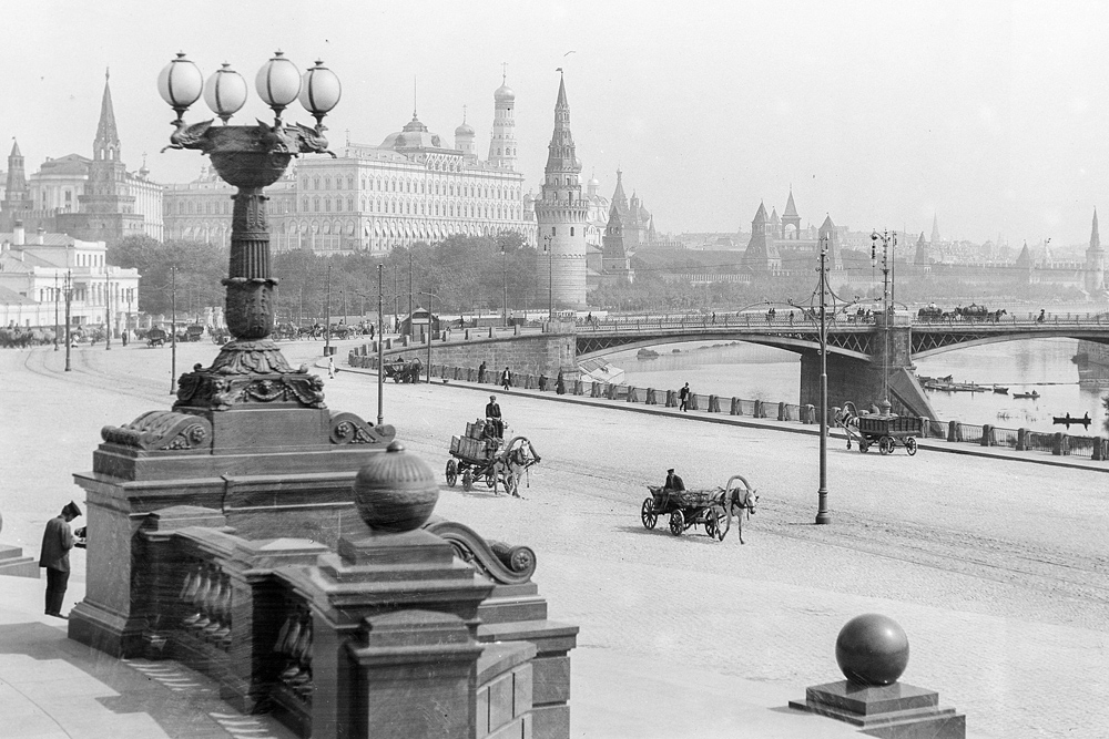 90 years ago, in December 1922 Moscow was declared the capital of the newly emerged Union of Soviet Socialist Republics.