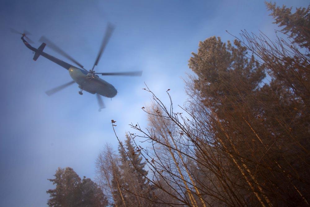 Mil-8 je važan dio helikopterske flote Gazpromavia. Ove je helikoptere s raznim preinakama osmislio Konstruktorski ured Mihaila Mila.