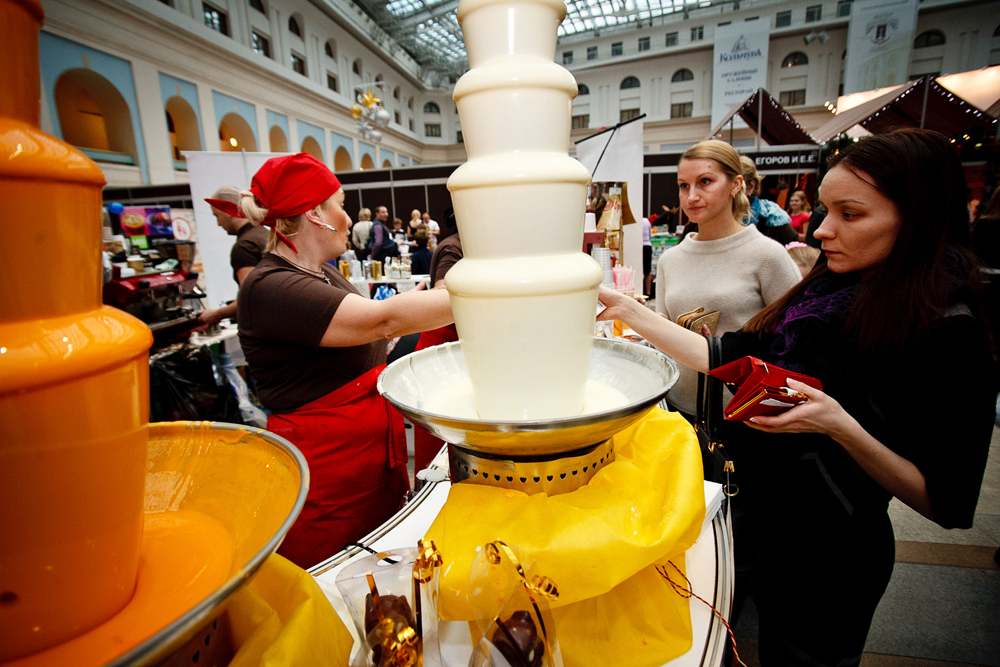 Every year the Food Show Festival attracts visitors and guests looking to improve their consumer habits and nutritional intake.