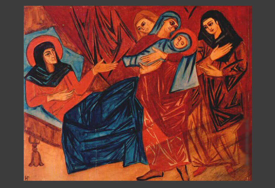 The Nativity of Christ, 1910